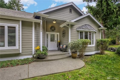 Gig Harbor Single Family Home For Sale: 1115 144th St NW