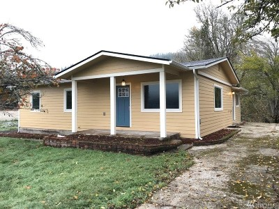 Chehalis Single Family Home For Sale: 804 Bunker Creek Rd