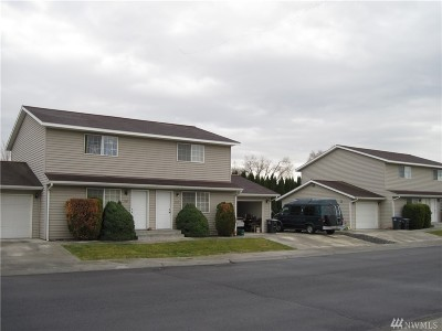 Moses Lake Multi Family Home For Sale: 1309 Shaker Place
