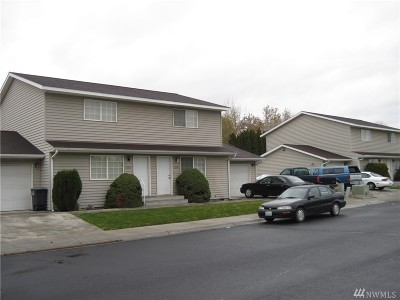 Moses Lake Multi Family Home For Sale: 1310 Shaker Place