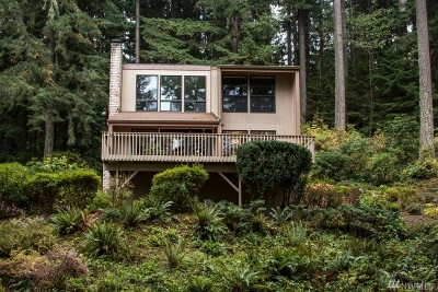 Bellingham Single Family Home For Sale: 18 Clematis Lane