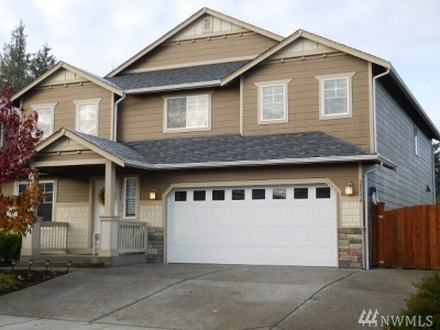 Stanwood Single Family Home For Sale: 28534 75th Dr NW