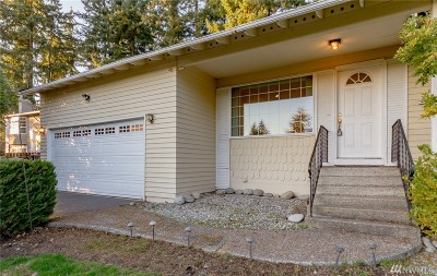Federal Way Single Family Home For Sale: 2508 S 302nd Place