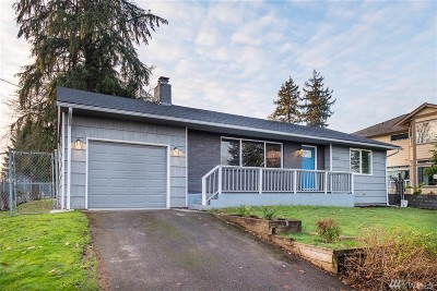 SeaTac Single Family Home For Sale: 19057 46th Ave S