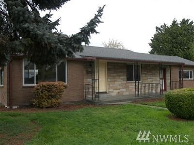 Seattle Single Family Home For Sale: 6306 S Bangor St