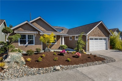 Anacortes Single Family Home For Sale: 1705 32nd St