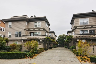 Seattle Single Family Home For Sale: 12506 26th Ave NE #D-110