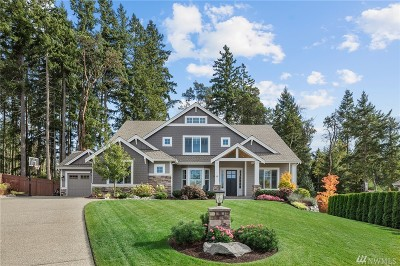 Gig Harbor Single Family Home For Sale: 7615 76th Ave NW