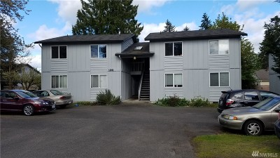 Thurston County Multi Family Home For Sale: 1210 East St SE