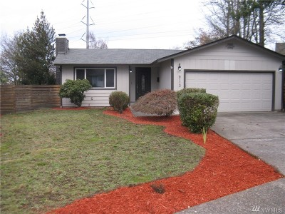 Tacoma Single Family Home For Sale: 6113 N 24th St