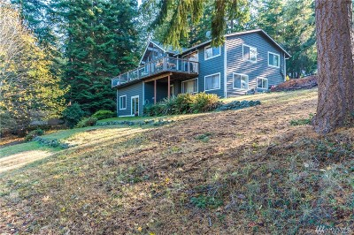 Coupeville Single Family Home For Sale: 954 NE Pennington Lp