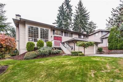 Federal Way Single Family Home For Sale: 201 SW 366th St