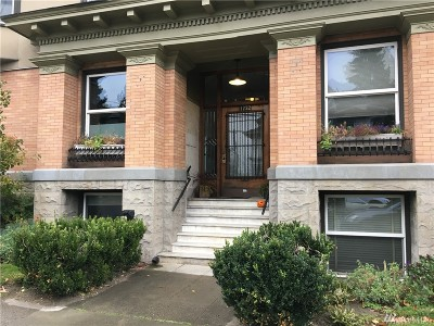 Seattle Condo/Townhouse For Sale: 1732 15 Ave #3