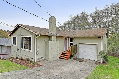 Single Family Home For Sale: 5426 31st Ave SW