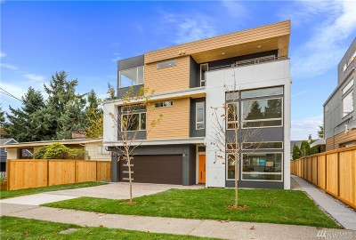 Single Family Home For Sale: 8851 Burke Ave N