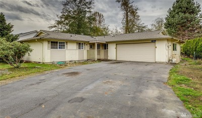Burlington Single Family Home Sold: 7022 Steelhead Lane
