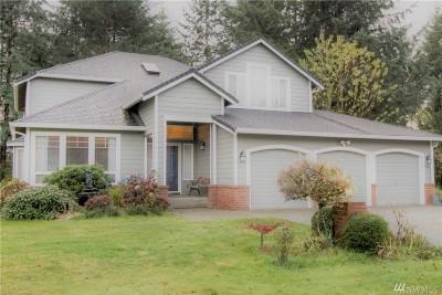 Thurston County Single Family Home For Sale: 9646 Regency Lp SE
