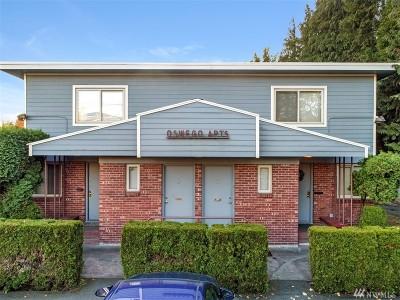 Multi Family Home For Sale: 6537 Oswego Place NE