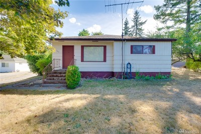 Port Orchard Single Family Home For Sale: 188 Tremont St W