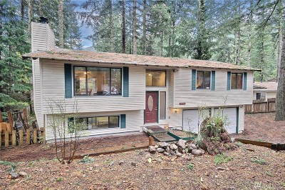 North Bend Single Family Home For Sale: 42617 SE 169th St