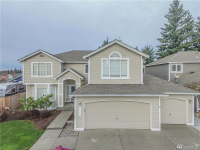 Puyallup Single Family Home For Sale: 8915 180th St E