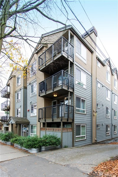 Seattle Condo/Townhouse For Sale: 7814 Greenwood Ave N #201