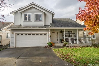 Bellingham WA Single Family Home For Sale: $379,000