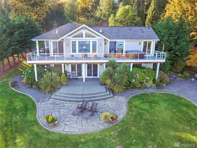 Gig Harbor Single Family Home For Sale: 15671 Sunny Cove Dr SE