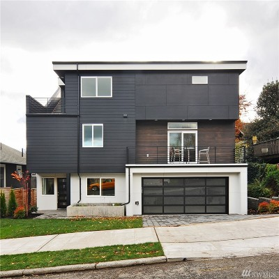 King County Single Family Home For Sale: 3111 E Jefferson St