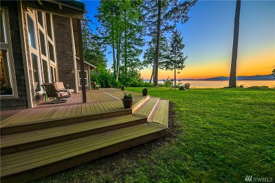 Bellingham Single Family Home For Sale: Lot 61 Eliza Island
