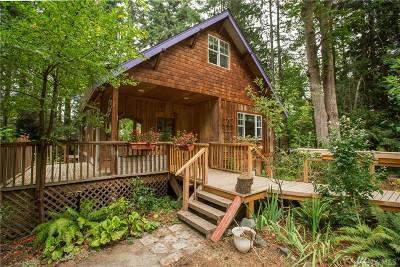 Lummi Island Single Family Home For Sale: 2888 Cedar Ave