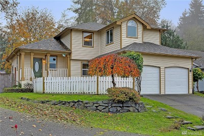 Federal Way Single Family Home For Sale: 2652 S 276th St