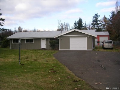 Bellingham WA Single Family Home For Sale: $334,900