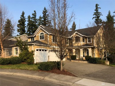 Maple Valley Single Family Home For Sale: 23452 SE Daybreak Place