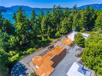 Anacortes Single Family Home For Sale: 4142 Clark Point Rd