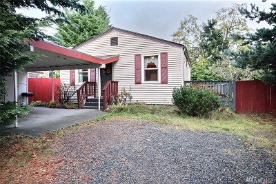 Seattle Single Family Home For Sale: 7012 S 116th St