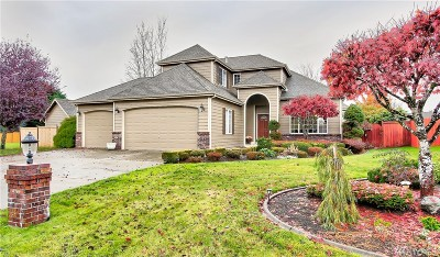 Spanaway Single Family Home Contingent: 6709 227th St Ct E