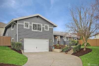 Puyallup Single Family Home For Sale: 8509 137th St Ct E