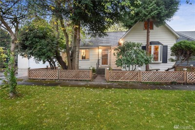 Seattle Single Family Home For Sale: 737 S Southern St