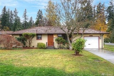 Everett Single Family Home For Sale: 4904 College Ave