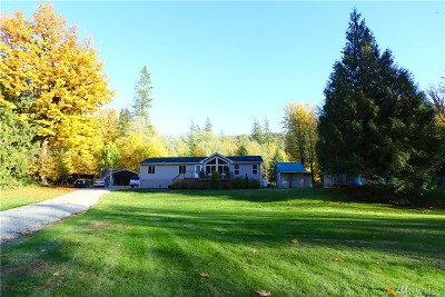 Skagit County Single Family Home For Sale: 58774 Willow Lane