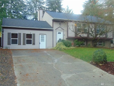 Puyallup Single Family Home For Sale: 15914 95th Av Ct E