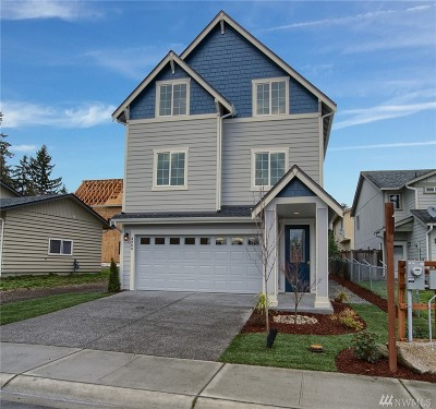 Auburn Single Family Home For Sale: 3268 S 301st Place