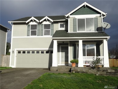Auburn Single Family Home For Sale: 12728 SE 299th Place