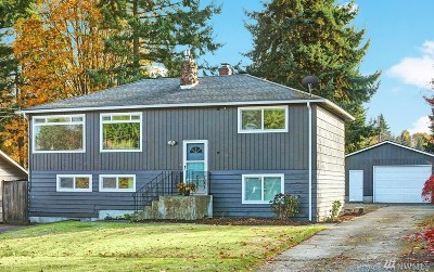 Burien Single Family Home For Sale: 327 S 184th