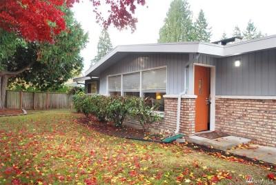 Kirkland Single Family Home For Sale: 4735 108th Ave NE