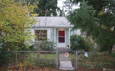 Seattle Single Family Home For Sale: 12555 25th Ave NE