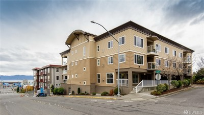 Bellingham Condo/Townhouse For Sale: 1011 Bancroft St #102