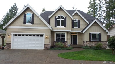 Port Orchard Single Family Home For Sale: 6110 Gleneagle Ave SW