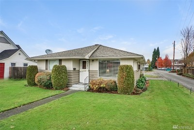 Puyallup WA Single Family Home For Sale: $259,900
